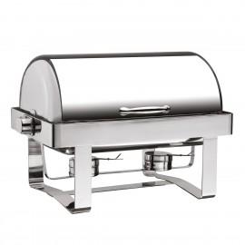 Chafing Dish, 41x64x42, 180 Derece Açılır Kapak